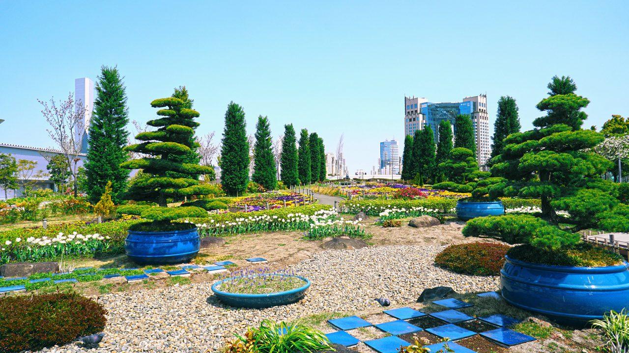 2 апреля. Токио, Одайба
