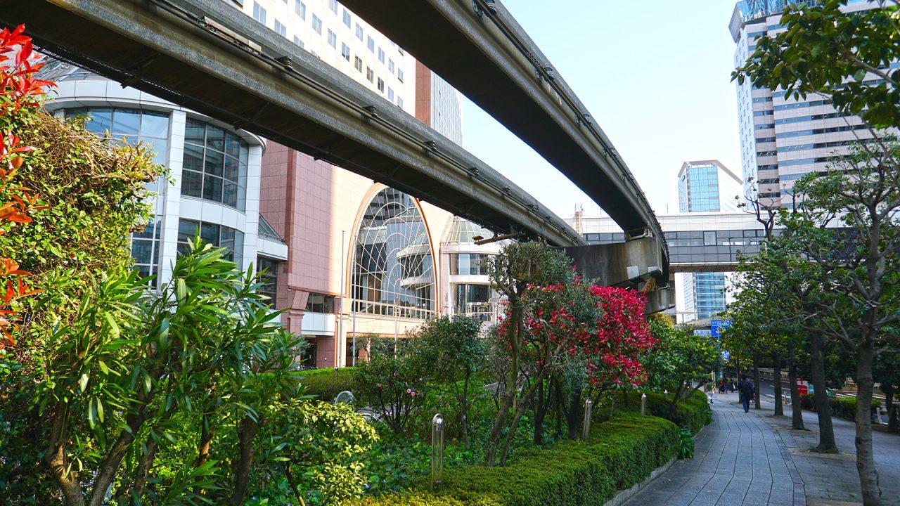 2 апреля 2020. Токио, Радужный мост, пароходик, монорельс